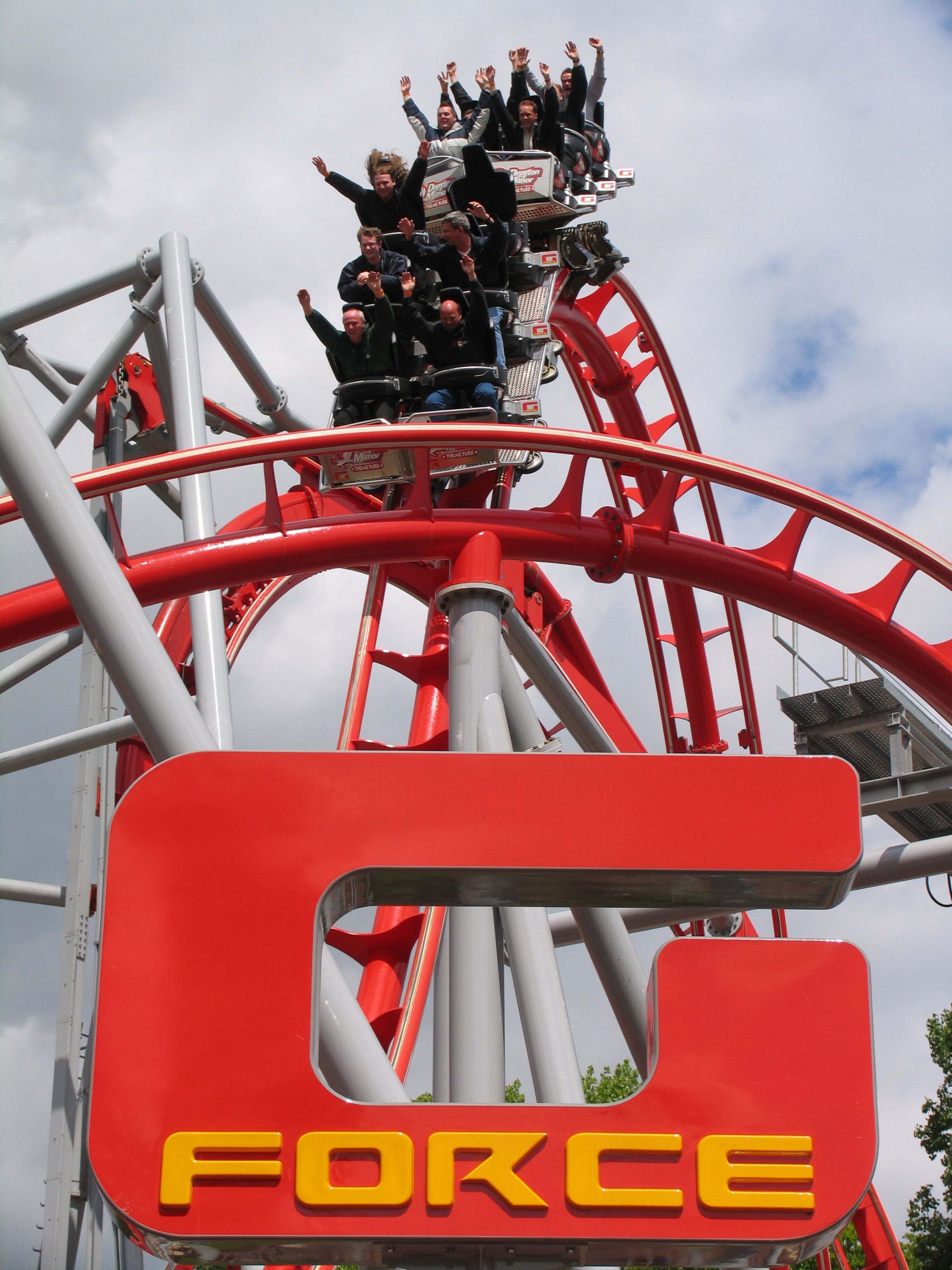G-Force (Drayton Manor)