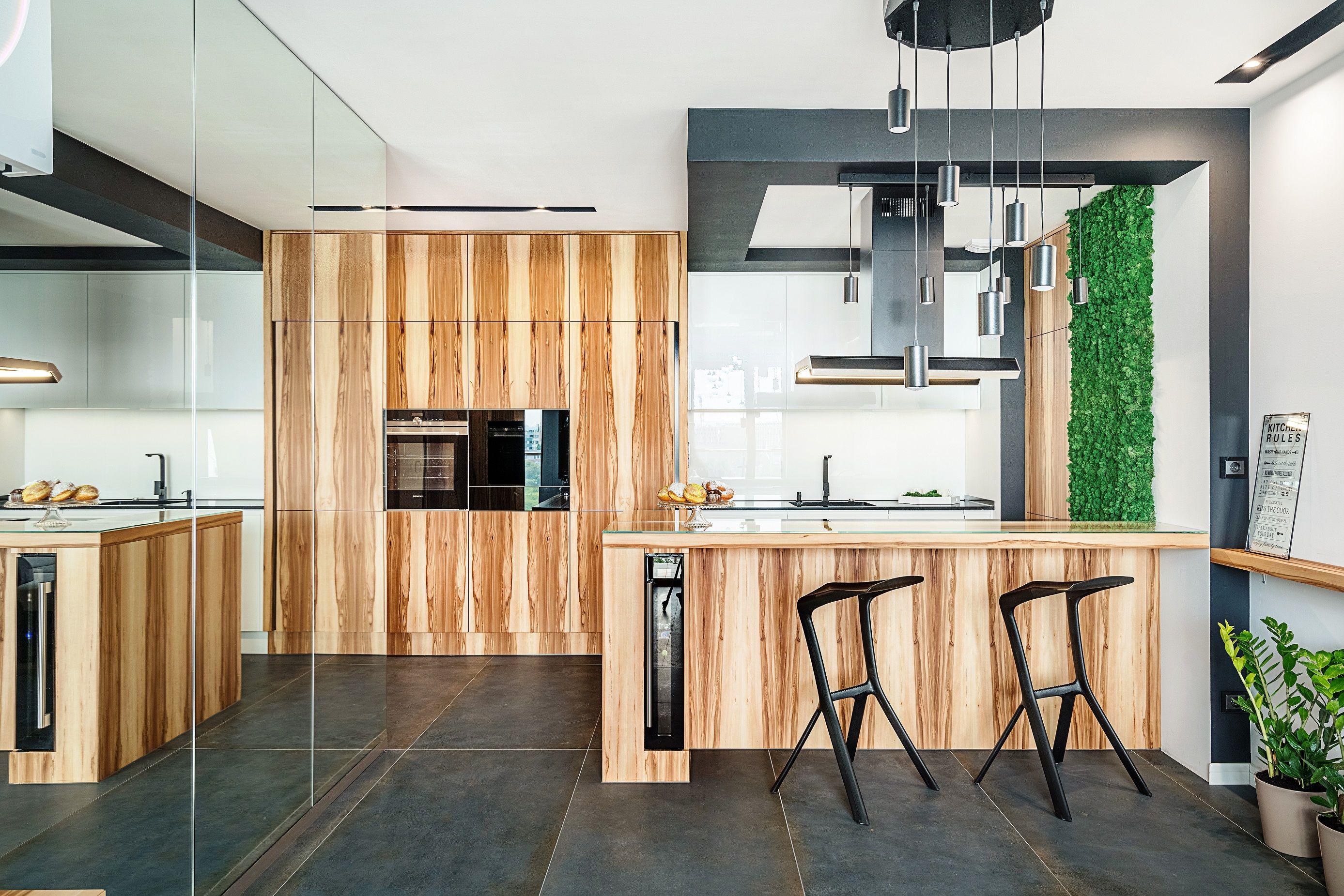 Swojska Nowoczesnosc Czyli Polaczenie Naturalnych Materialow I Prostych Ksztaltow Kuchnia Meblenazamowienie Aranzacja Design I Home Decor Furniture Home