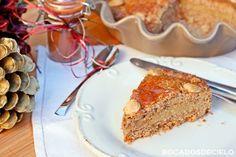 Bocadosdecielo: Speculaas holandés (pastel especiado)