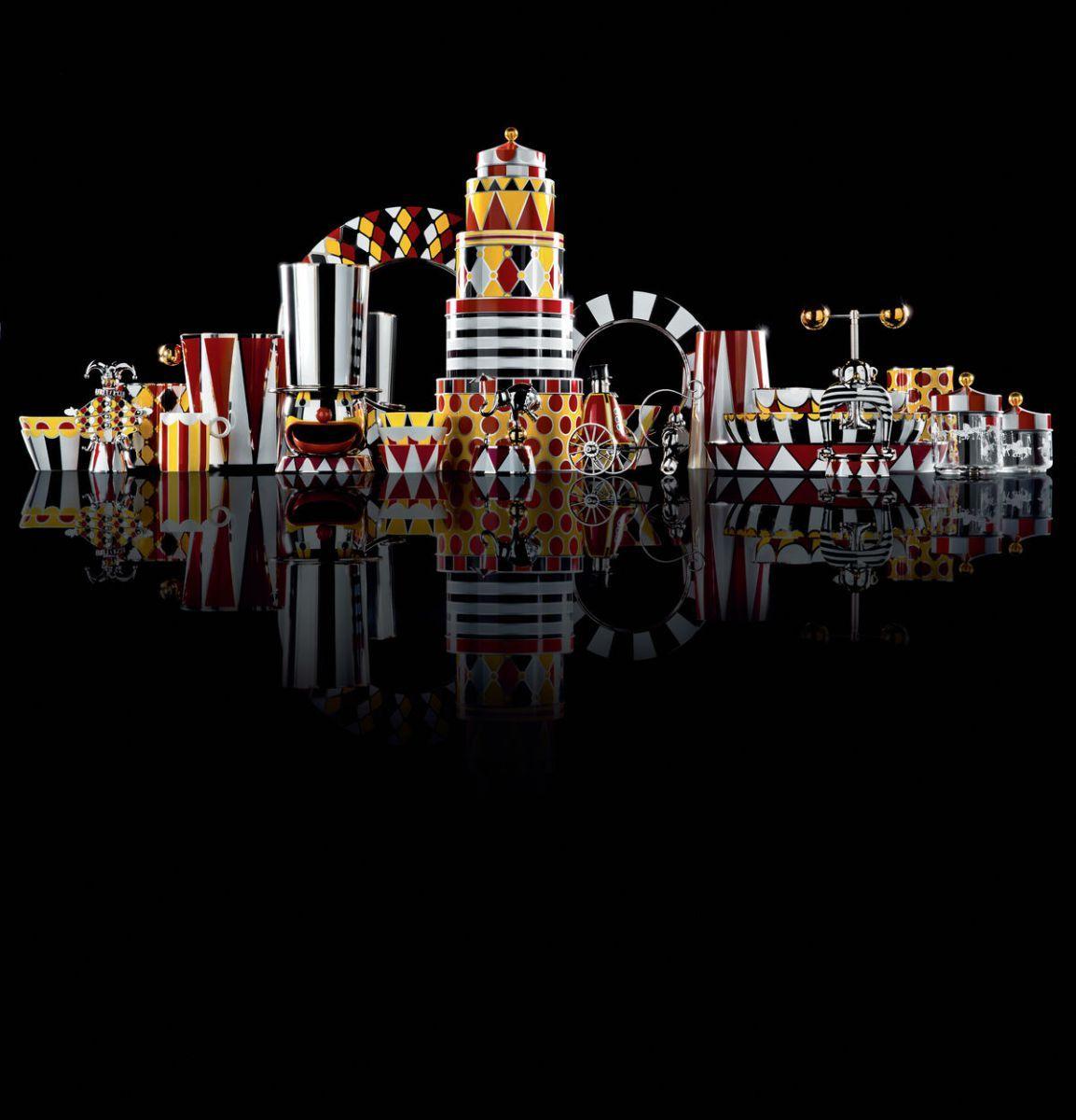 Alessi Circus Un Mundo M Gico Y Maravilloso Por Marcel Wanders
