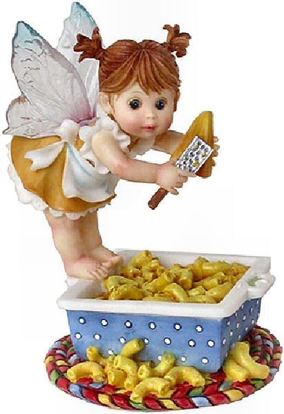 Mac Cheese Fairie From Series Twenty Eight Of The My Little