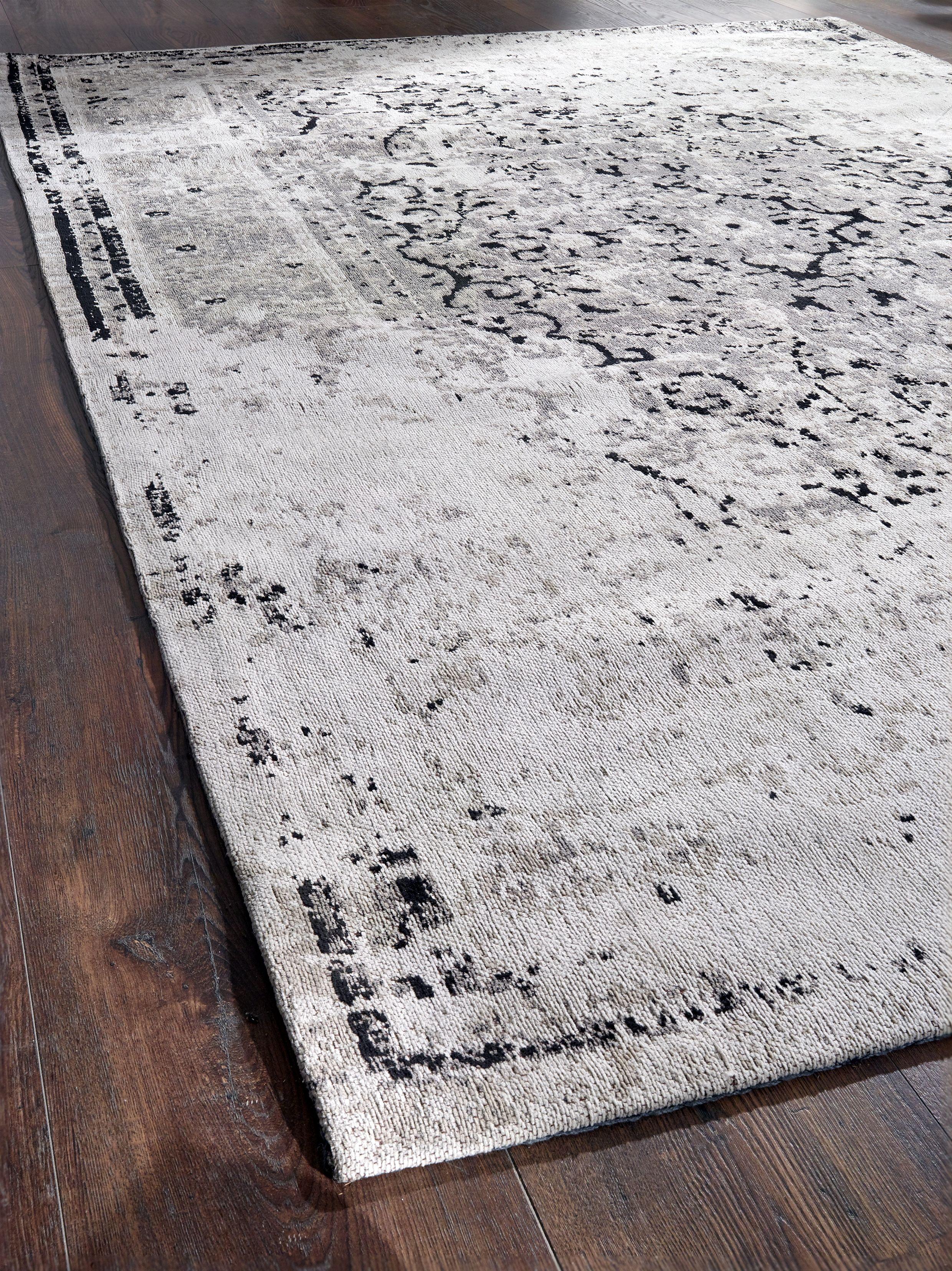 Teppich mit orientalischen Mustern und modernem Touch In herrlichen Farben und wunderbar weich teppich carpet rug wohnzimmer livingroom