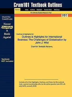 Outlines  highlights for international #business the challenges of