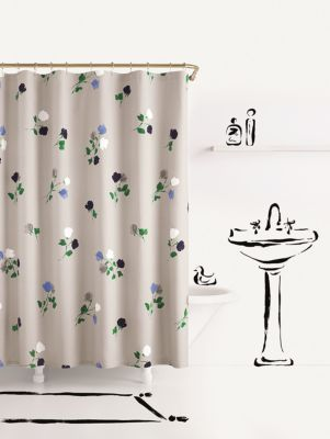 Willow Court Shower Curtain Kate Spade New York With Images
