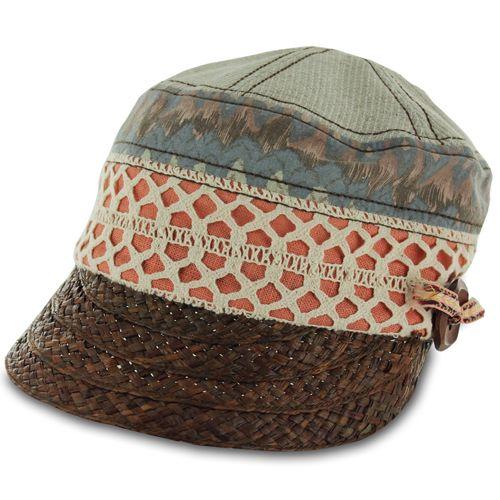 Grace Philly Casquette Cap - Contemporary Linen Mod