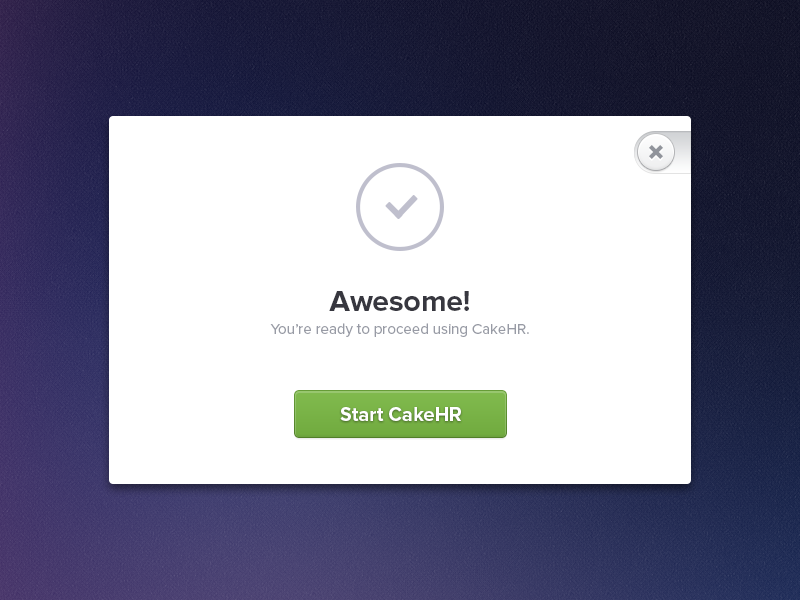 Simple modal window modal window and ui ux for Pop up window design inspiration