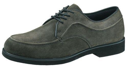 hush puppies grey shoes