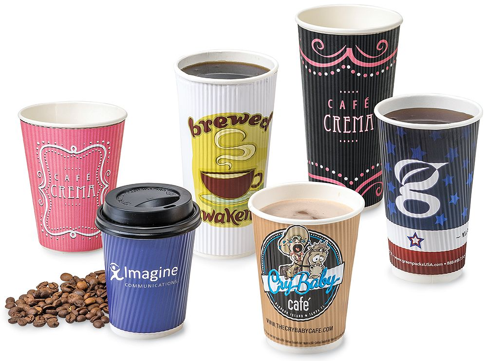 Custom Paper Cups Paper Cups Printing Wholesale