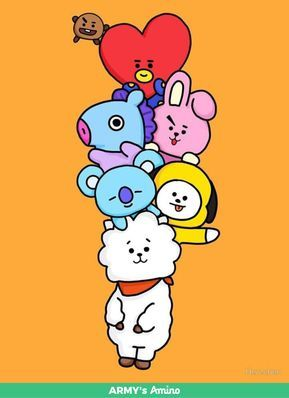 Which bt21 character are you? Quiz 🌸 | ARMY's Amino