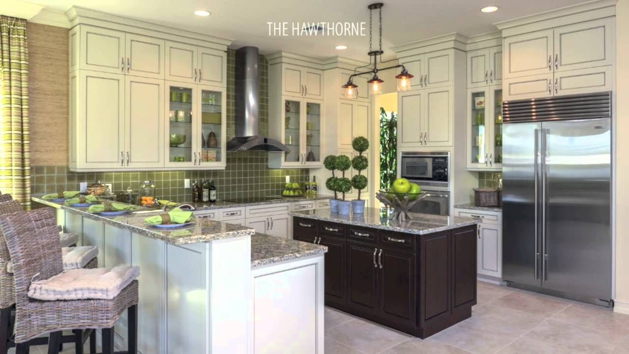 A sneak peek of the beautiful Cypress Grande and Hawthorne models at The Preserve at Bay Hill Estates in West Palm Beach.