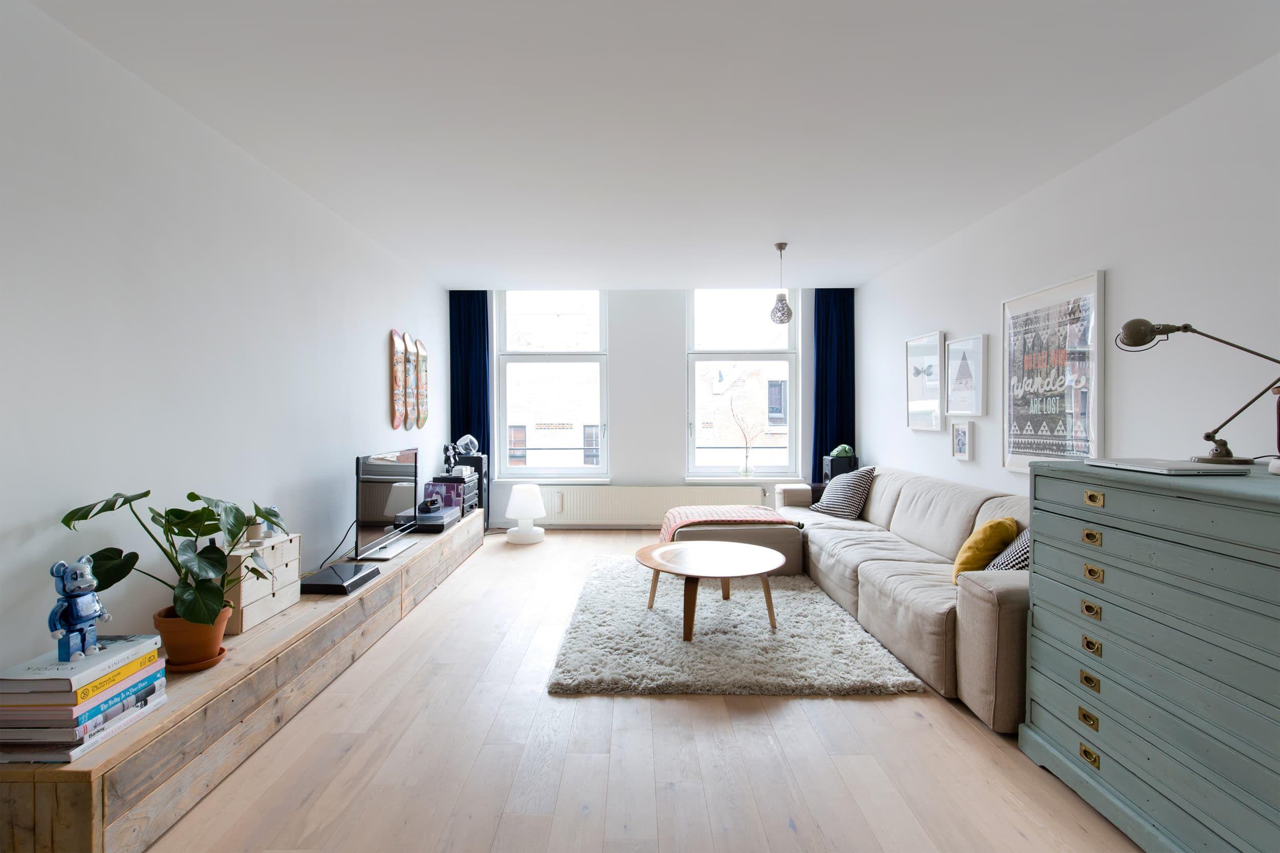 Sleek, Minimal Modern Style in Rotterdam | House tours, Rotterdam ...