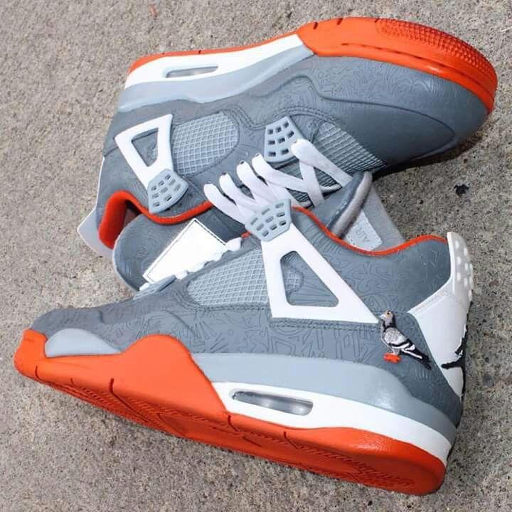 best service 06347 8f3c5 Air Jordan 4 Laser
