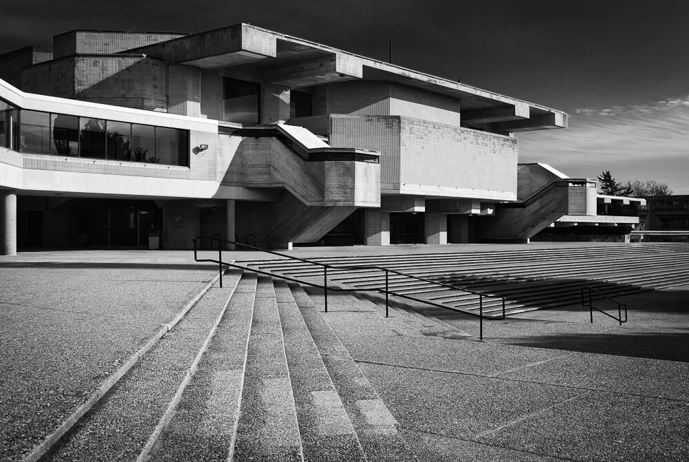 UMass Dartmouth by Paul Rudolph. | Architects: Paul Rudolph ...