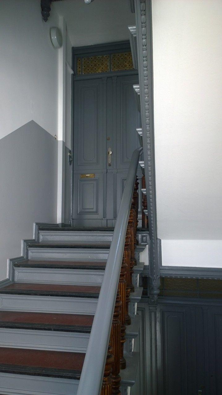 Bei einem schönen Treppenhaus kommt man doch noch lieber nachhause.