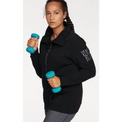 Photo of Large sizes: Venice Beach sweat jacket, black, Gr.56 / 58Sheego.de
