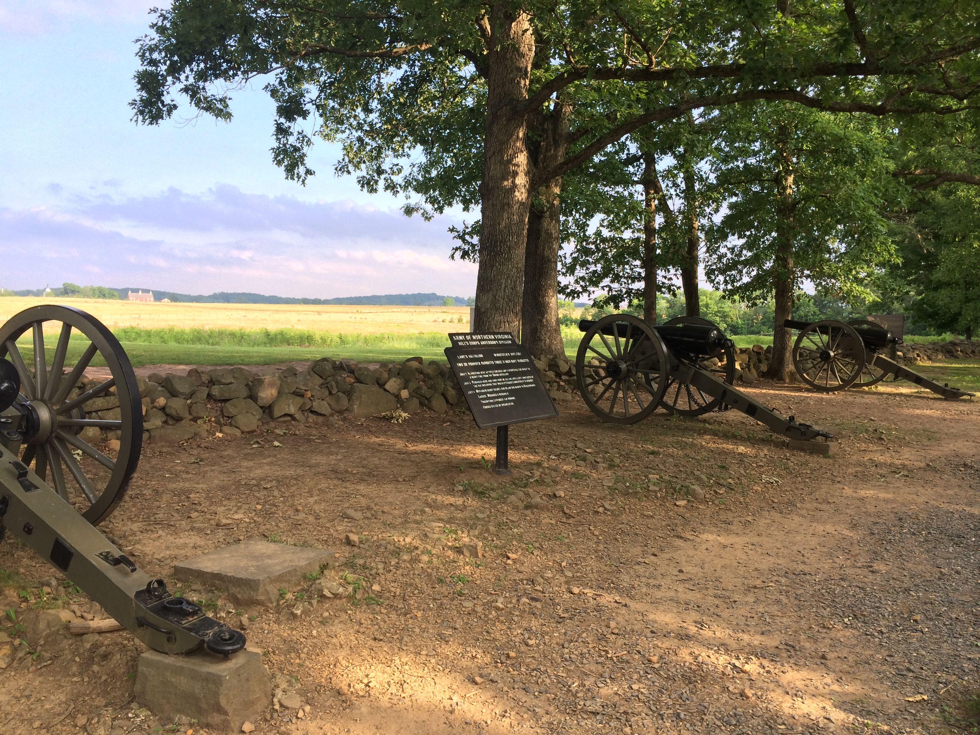 Gettysburg Battlefield 2014