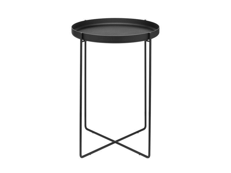 E15 CM05 Habibi Side Table Black