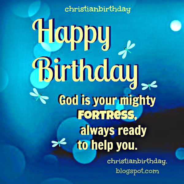 Christian Birthday Quotes For You