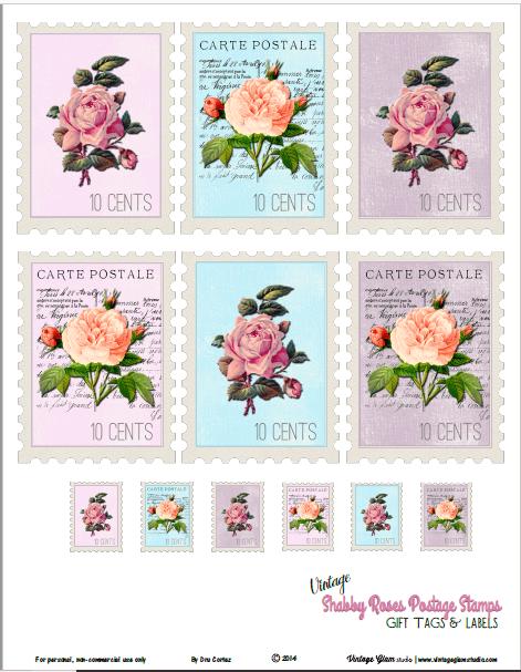 Vintage Postage Stamps Printable In 2020 Vintage Postage Stamps Vintage Postage Vintage Stamps