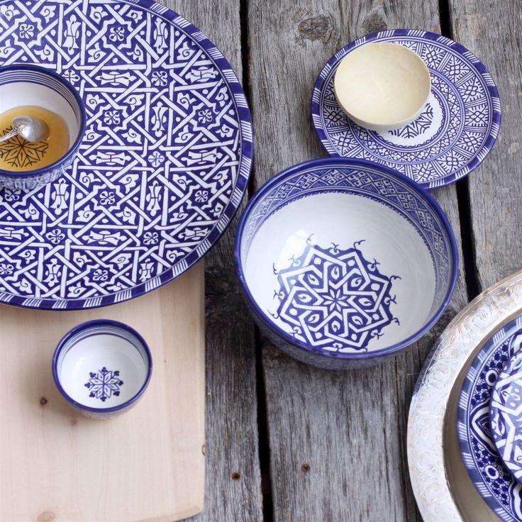 Moroccan & moroccoan dinnerware | gift ideas | Pinterest | Dinnerware and Moroccan