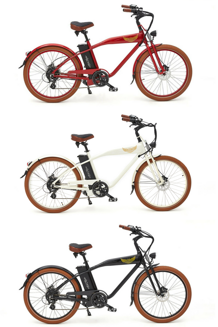 Ariel Rider E Bikes With Superior Performance Delivered Through