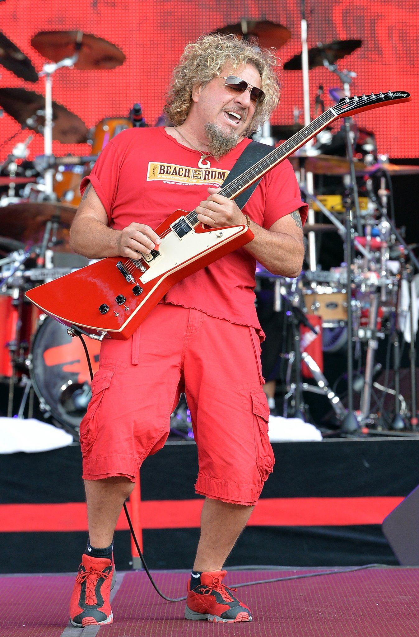 Sammy Hagar 2019 Sammy Hagar Bon Jovi Always Retro Rocket