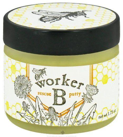 Amazon.com: Worker B Rescue Putty -- 1.75 oz: $14.35