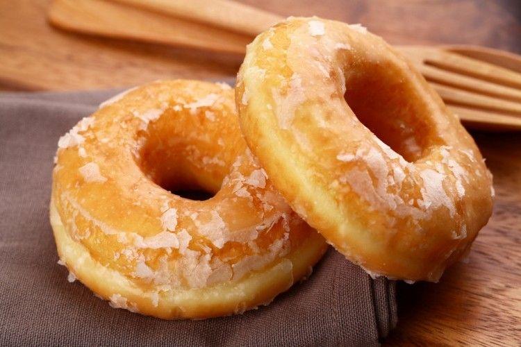 دونات بدون بيض حضري مع مطبخ سيدتي أطيب الحلويات الغربية بدون بيض وشاركي عائلت Food Donut Glaze Donut Dessert