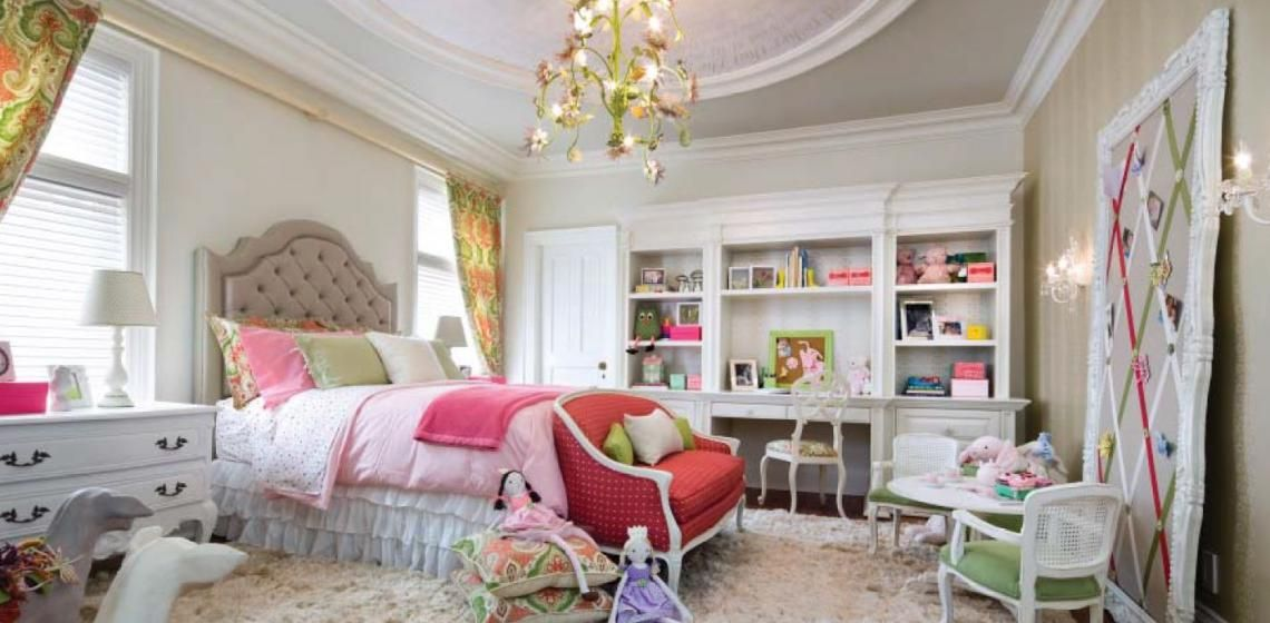Teenage Rooms: Love Candice Olson's Pretty In Pink Bedroom? Get The Look