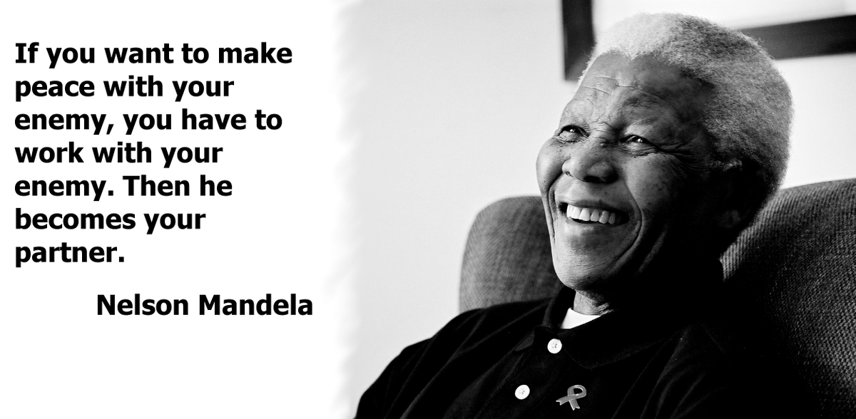 Nelson Mandela 8 Of The Greatest Servant Leadership Quotes And