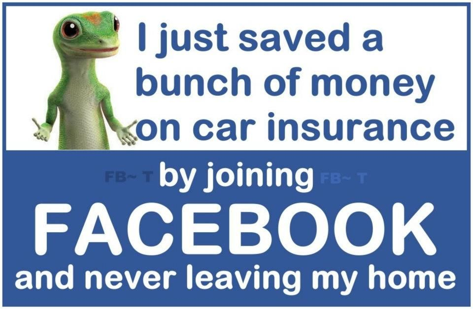 Geico Facebook With Images Car Insurance Facebook Humor