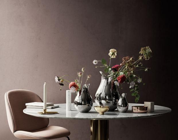 kaufempfehlungen aus der sch ner wohnen styling 01 2017 schale ilse von georg jensen deko. Black Bedroom Furniture Sets. Home Design Ideas