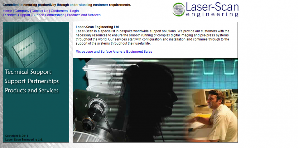 Laser-Scan - With all types of digital mapping or spatial data, errors occur at the point of initial capture and build up over time due to editing and drift in business rules. These errors reduce fitness for purpose. Laser-Scan specializes in automated correction techniques for spatial data. Laser-Scan has... - http://technologycompanieslist.com/listings/laser-scan/