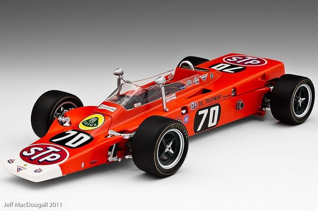 Lotus 56 Turbine Indianapolis 500 #70 Hill TSM-Model 1:18 TSM111805