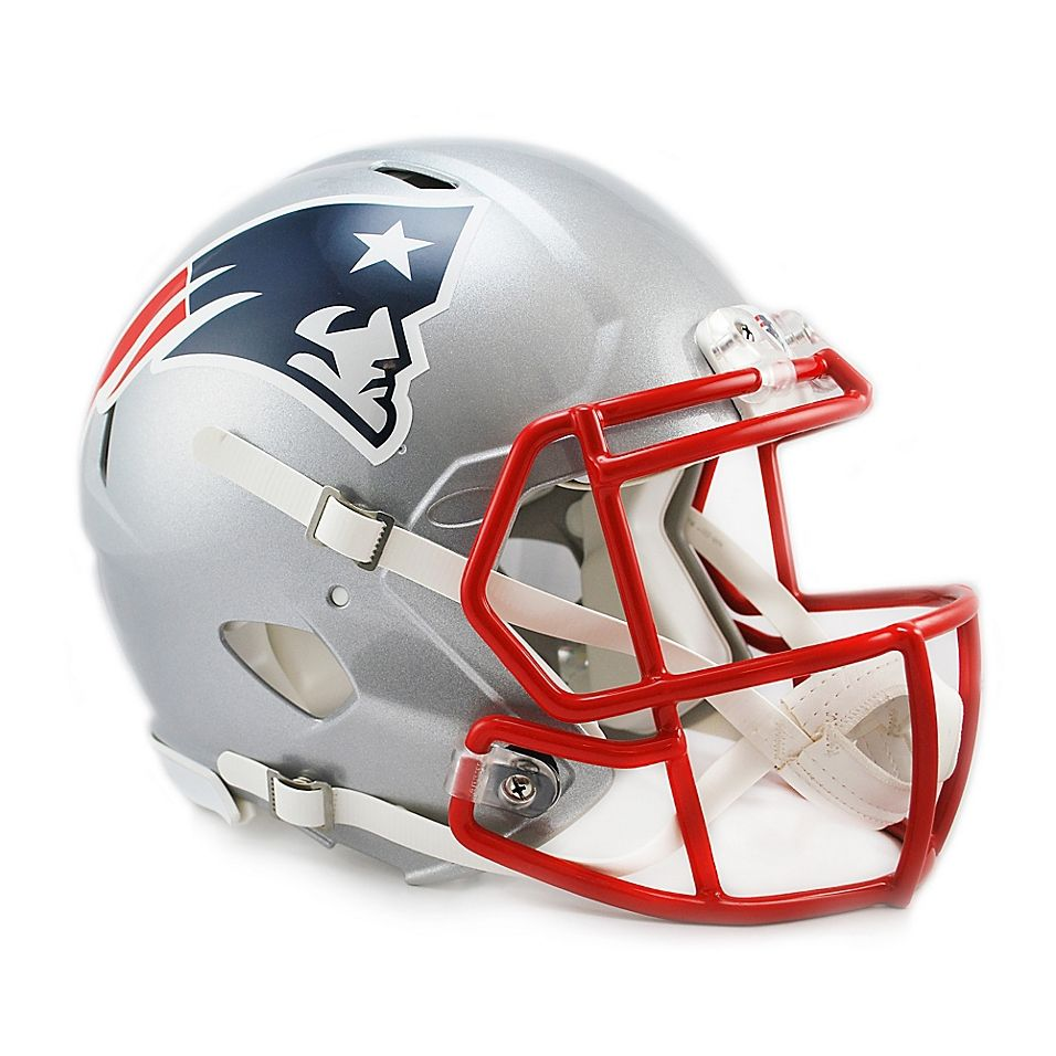 Riddell NFL New England Patriots Authentic Speed Full Size ...