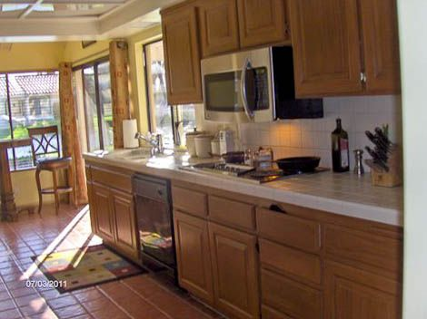DIY Painter Uses New Rustoleum Cabinet Transformations On 2 Bathrooms U0026  Kitchen   $240 For Kits Instead Of $20,000 For New