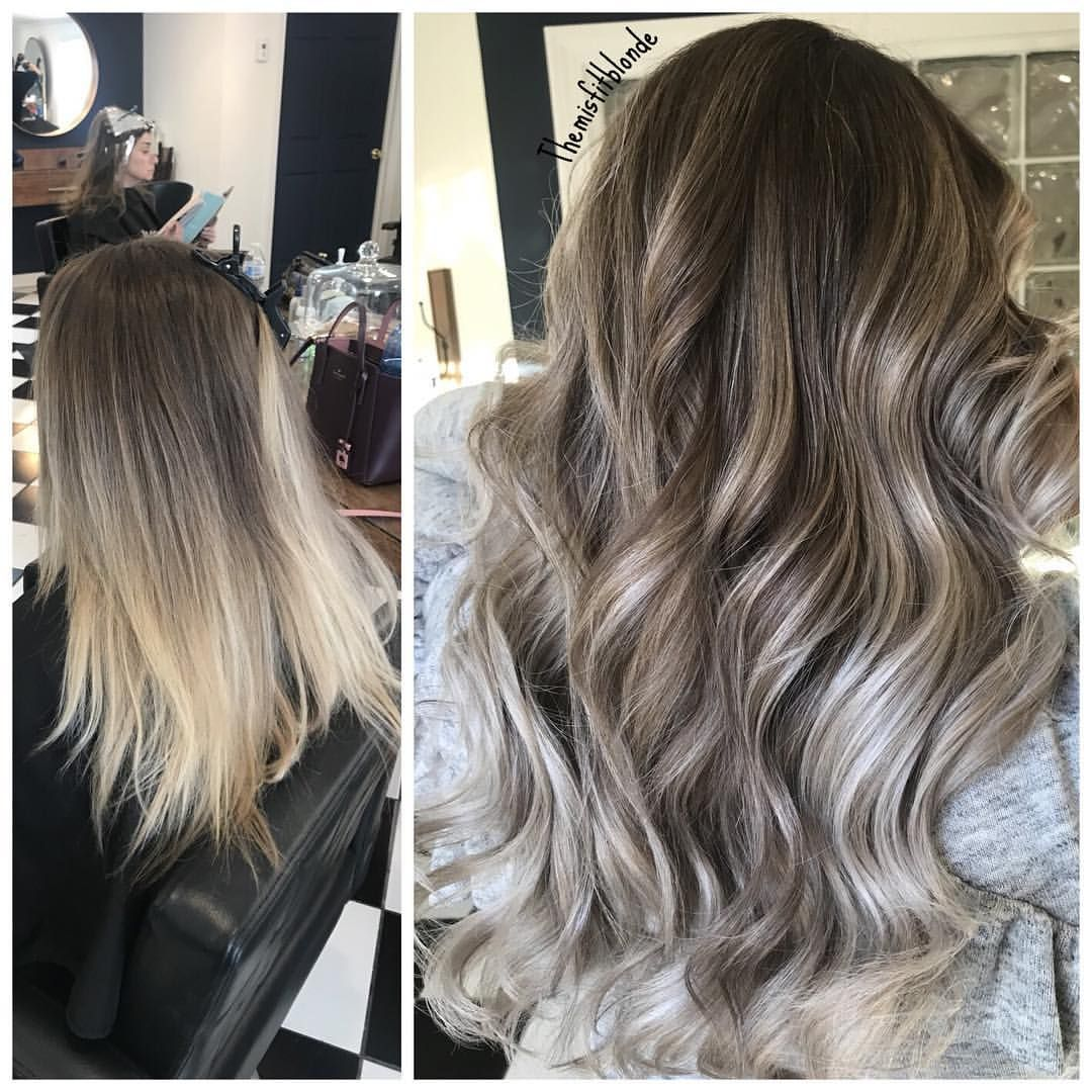 984 Likes 16 Comments Kim Bruce Blonde Specialist Themisfitblonde On Instagram End Silver Blonde Hair Hair Color For Morena Skin Brown Hair Inspiration