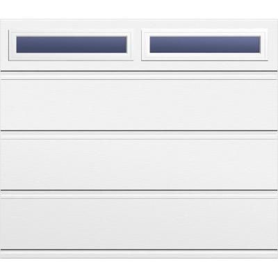 Martin Garage Doors Select Collection Legacy 9 Ft X 7 Ft Flush