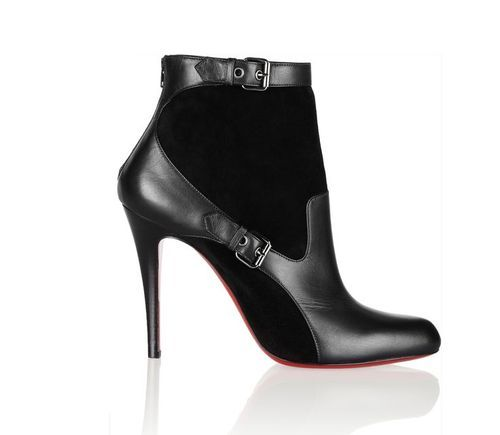 Christian Louboutin on The Chic Reporter