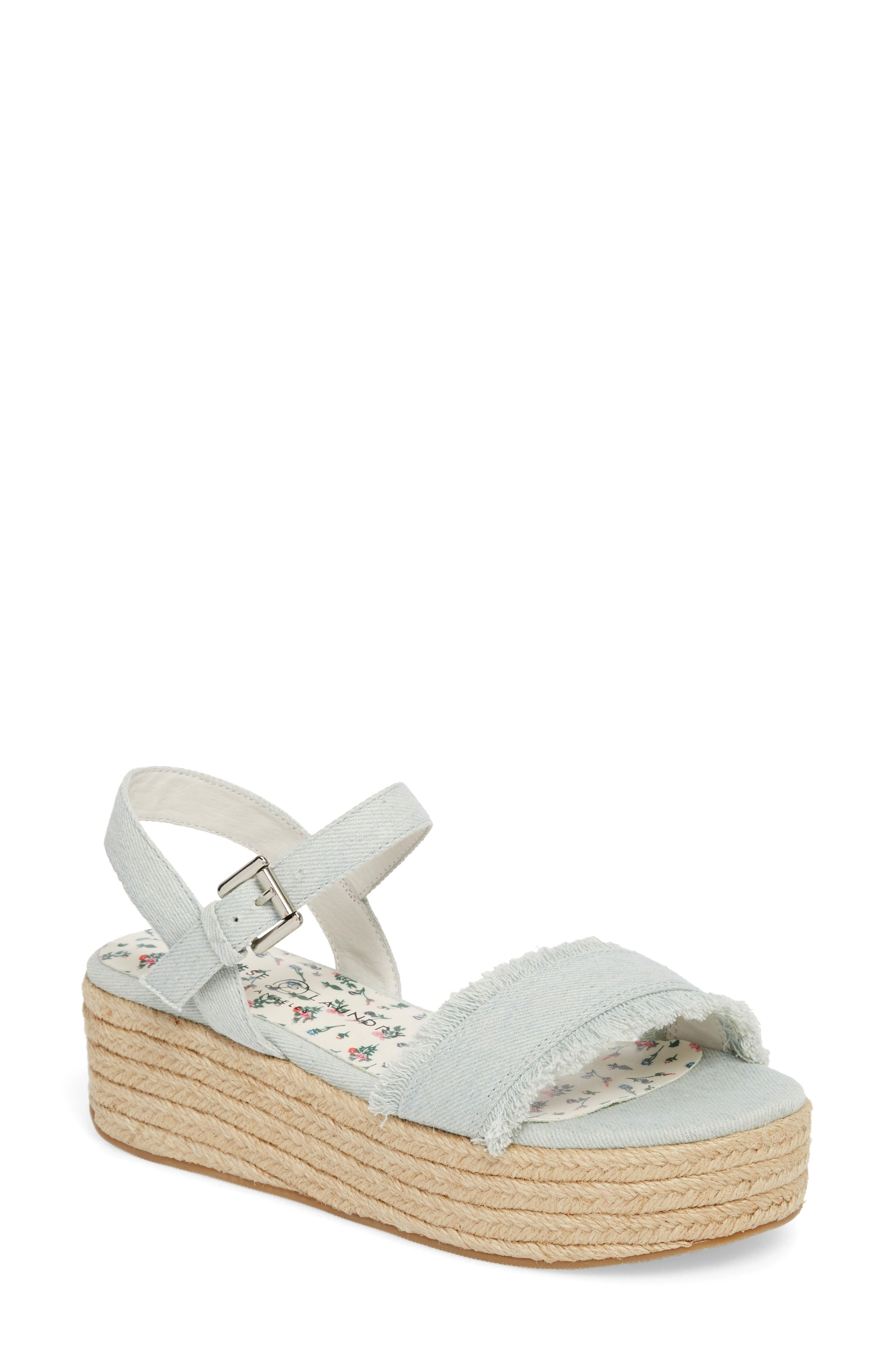 Chinese Laundry Zula Espadrille Sandal Available At Nordstrom