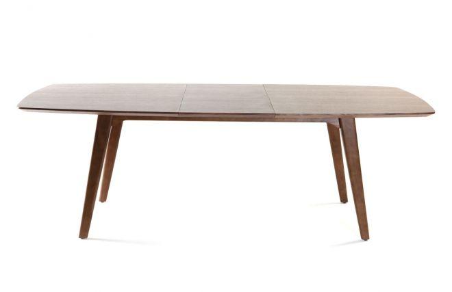 Table à Manger Design Extensible Noyer Fifties 489 Httpwww