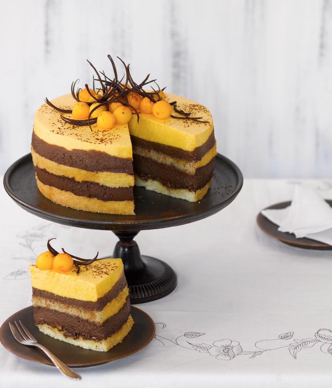 Mango Schokoladen Torte Von Bernd Siefert Mango Chocolate Cake C Mig Maike Jessen Leckere Torten Kuchen Und Torten Kuchen Und Torten Rezepte