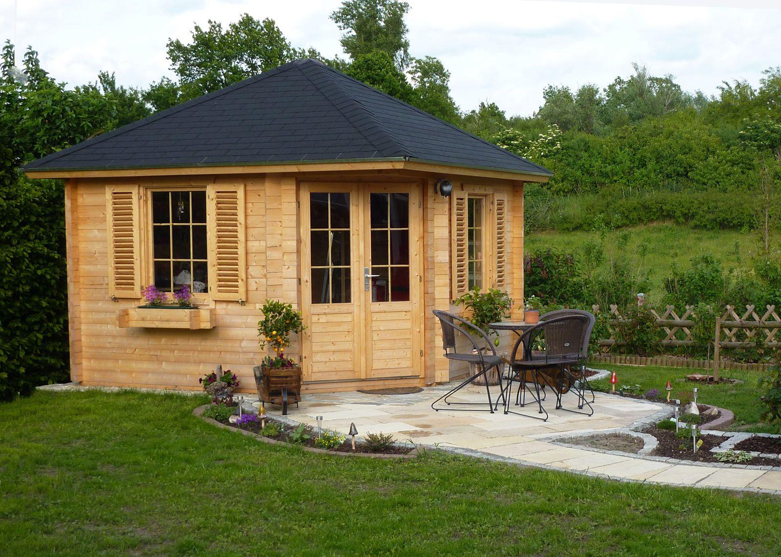 Die Gartenhaus Gmbh Ist Ihr Gunstiger Onlineshop Fur Haus Und Garten Gartenhaus Sauna Carport Co 0 Versand Jet Gartenhaus 5 Eck Gartenhaus Haus