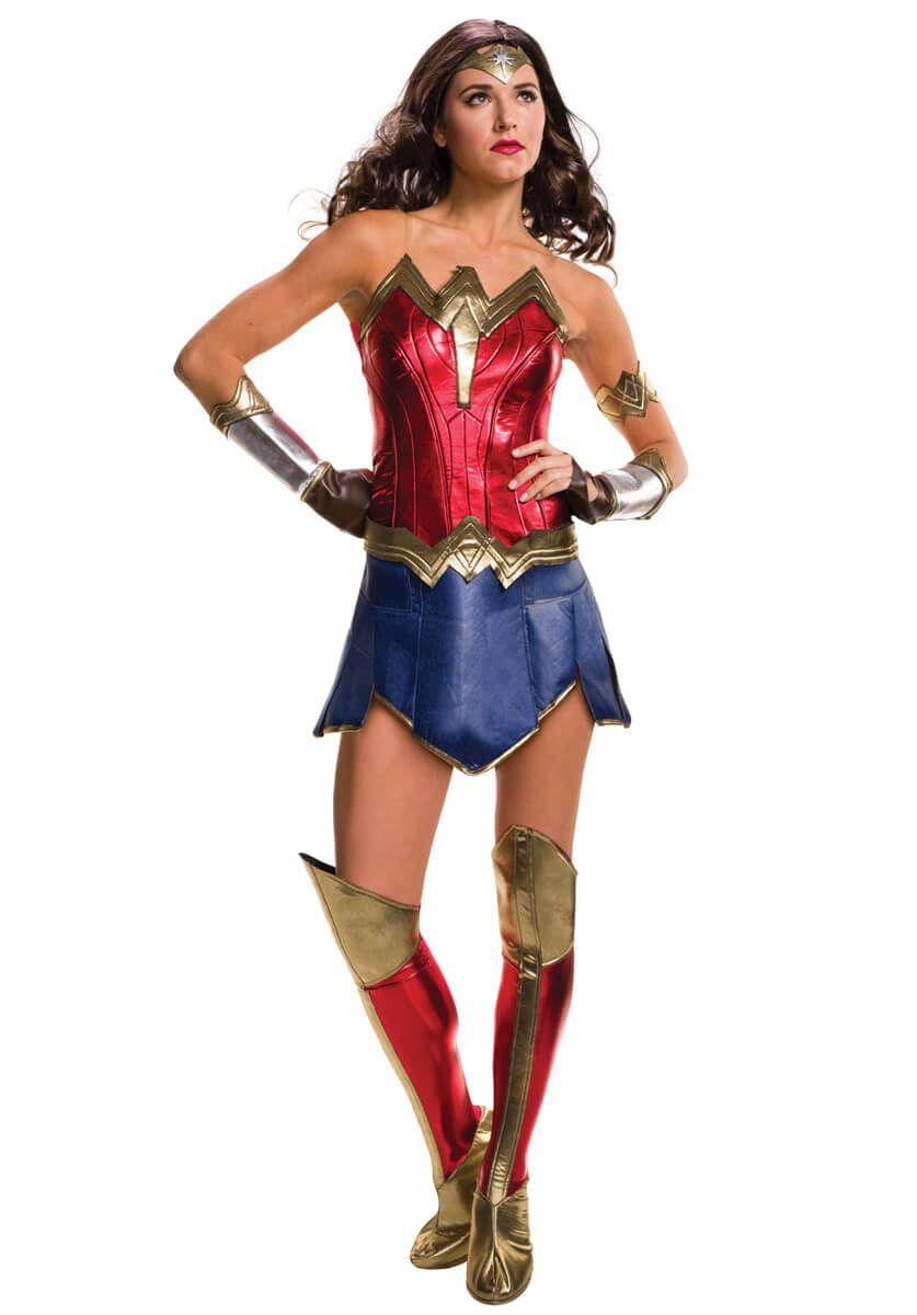 Secret Wishes Wonder Woman Wonderwoman Adult Womens Costume NEW 2017 Movie