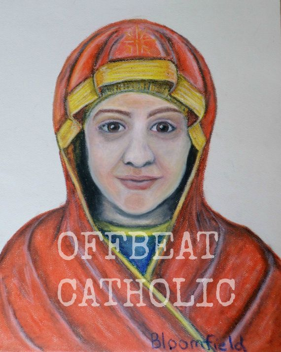 2e2a14b9c9586 8x10 Giclee Art Print Catholic/Christian Virgin Mary