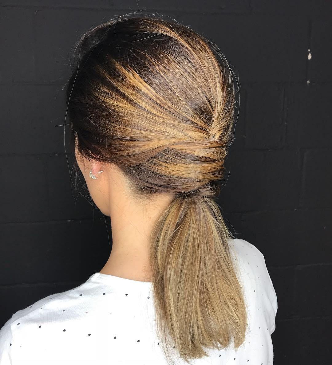 60 Trendiest Updos For Medium Length Hair Updos For Medium Length Hair Hair Lengths Up Dos For Medium Hair