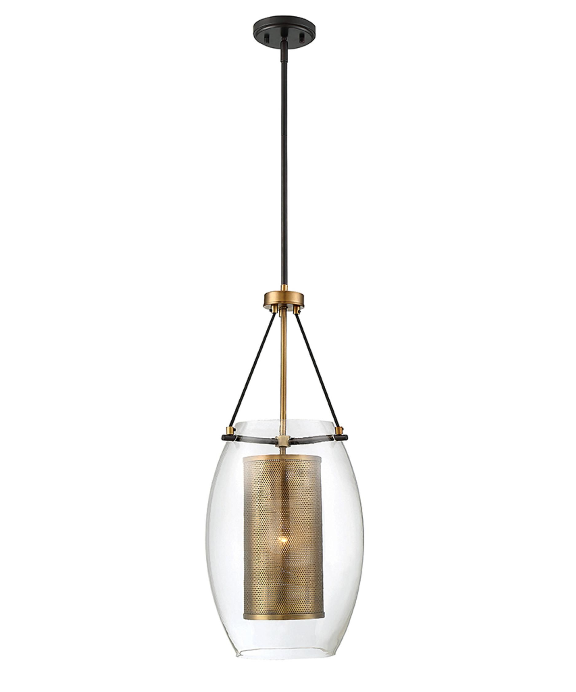 Brian Thomas Dunbar 12 Inch Mini Pendant Capitol Lighting Savoy House Lighting Modern Style Lights Contemporary Light Fixtures