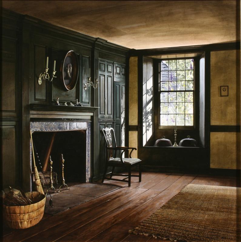 Amundsen Kitchen Hearth Room: Home Decor, Gothic