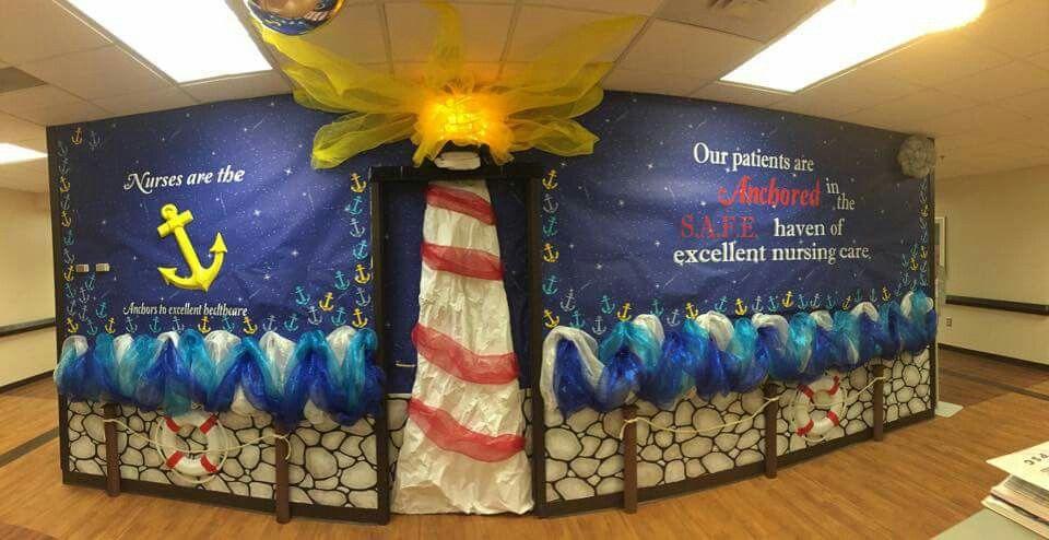 Nurses Week 2015 Unit Decorations Decorations