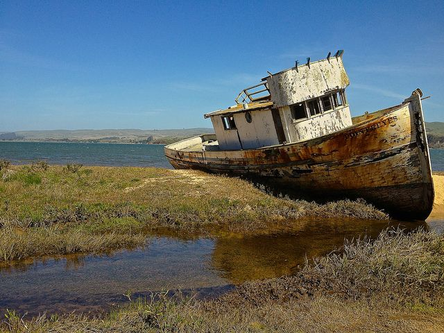 California Delicious- Road Trip | Pinterest | Abandoned, Boating and ...
